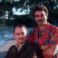 """""""John Hillerman et Tom Selleck dans Magnum"""""""