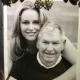 """""""Lindsey Vonn a rendu hommage à son grand-père, le 10 novembre 2017 sur son compte Instagram, suite à sa mort."""""""