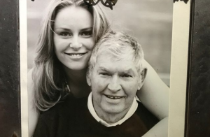 Lindsey Vonn : Endeuillée par la mort d'un proche, elle lui fait une promesse