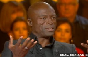Seal et ses cicatrices au visage :
