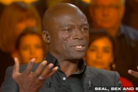 """Seal et ses cicatrices au visage : """"C'est devenu ma signature"""""""