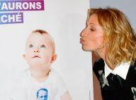 """Alexandra Lamy : """"Ma maman a eu du mal à avoir un enfant avant Audrey"""""""