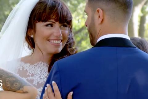 """Mariés au premier regard – Charlène : """"J'avais peur de ne pas plaire à Florian"""""""