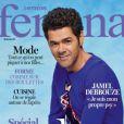 Jamel Debbouze en couverture du Version Femina du 19 novembre 2017.