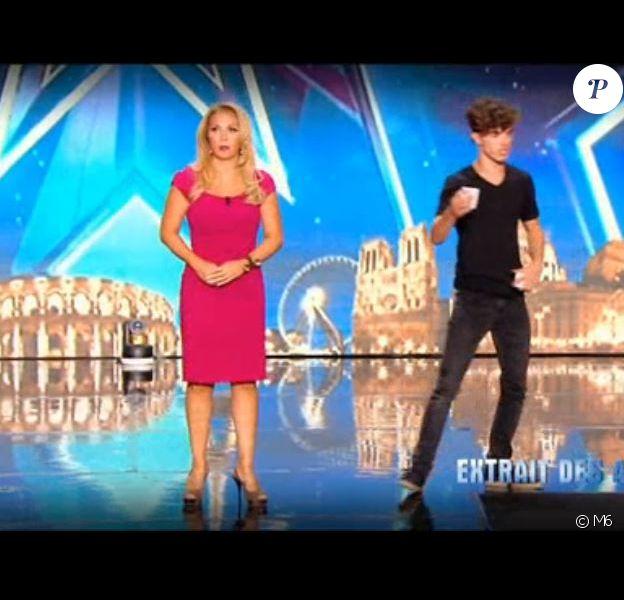"""Hélène Ségara dans """"Incroyable Talent 2017"""", 16 novembre, M6"""