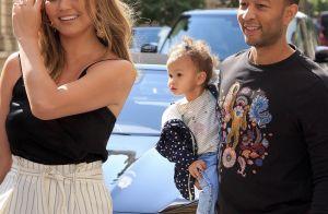 Chrissy Teigen et John Legend attendent leur deuxième enfant : l'adorable vidéo