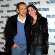 """Dany Boon et sa femme Yaël à l'avant-première de """"Welcome"""", le dimanche 1er mars à l'UGC Normandie"""
