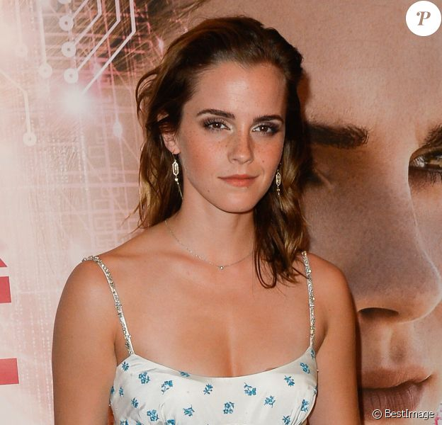 """Emma Watson à l'avant-première du film """"The Circle"""" au cinéma UGC Normandie à Paris le 21 juin 2017. © Coadic Guirec/Bestimage"""