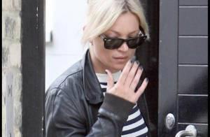 Kate Moss : non, elle n'est pas enceinte...  mais oui, elle a bien forci ! Regardez...