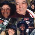 """""""Laetitia Milot de retour sur le tournage de """"Plus belle la vie"""", Instagram, 27 novembre 2017"""""""