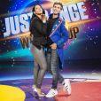Ayem et Benoît Dubois - Just Dance World Cup, la finale française. Le mercredi 29 novembre à 15h50 sur NRJ12.