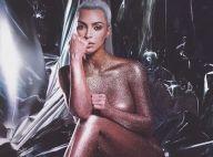 Kim Kardashian : Entièrement nue pour surmonter ses complexes