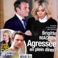 """Couverture du magazine """"France Dimanche"""", numéro du 1er décembre 2017."""