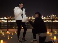 Chanel Iman fiancée : Son chéri footballeur l'a demandée en mariage