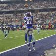 Sterling Shepard (New York Giants, n°87) - Match Dallas Cowboys - New York Giants à Arlington, Texas. Le 2 août 2017.