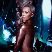 Kim Kardashian : Nouvelle photo nue, elle dévoile son calendrier de l'Avent