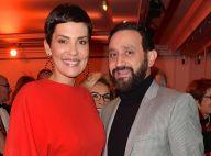 Cristina Cordula, avec Cyril Hanouna et son mari : Sublime en rouge pour un gala