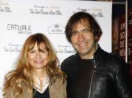 Thierry Samitier et sa compagne Marina Pastor, complices face à Danièle Gilbert