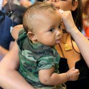 Saint souffle ses bougies : Le fils de Kim K et Kanye West a déjà 2 ans !