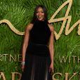 Naomi Campbellaux Fashion Awards 2017 au Royal Albert Hall à Londres, le 4 décembre 2017 naomi campbell