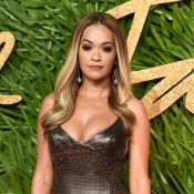 British Fashion Awards : Rita Ora décolletée et Irina Shayk sexy en robe fendue