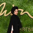 Bianca Jaggeraux Fashion Awards 2017 au Royal Albert Hall à Londres, le 4 décembre 2017