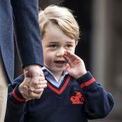 Prince George : Son improbable rôle au spectacle de fin d'année de son école...