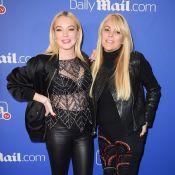 Lindsay Lohan : Sosie de sa mère de 55 ans, Dina Lohan
