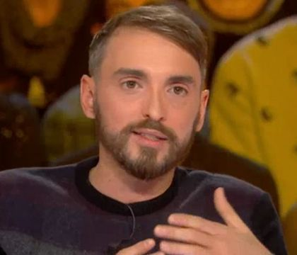 "Christophe Willem bisexuel : ""L'amour est une question de personnes"""