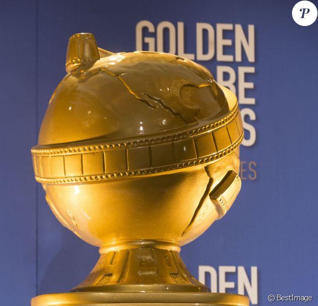 Illustration - Annonce des nominations de la 74e cérémonie annuelle des Golden Globes Awards à Beverly Hills. Le 12 décembre 2016