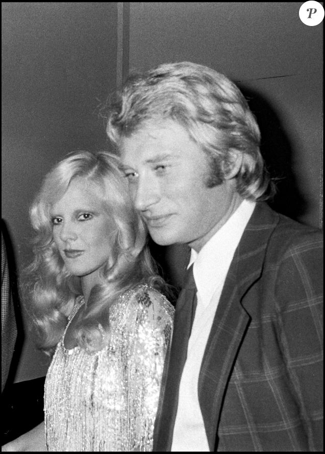 Archives - Johnny Hallyday et Sylvie Vartan.