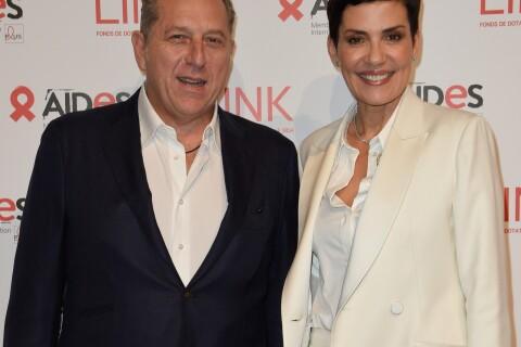 Cristina Cordula, son mari et Marianne James partagent un dîner solidaire