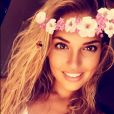"""Tiffany, candidate à """"Koh-Lanta Fidji"""" (TF1), a concouru à l'élection de Miss Ile-de-France en 2016."""
