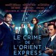 Affiche du film Le Crime de l'Orient-Express