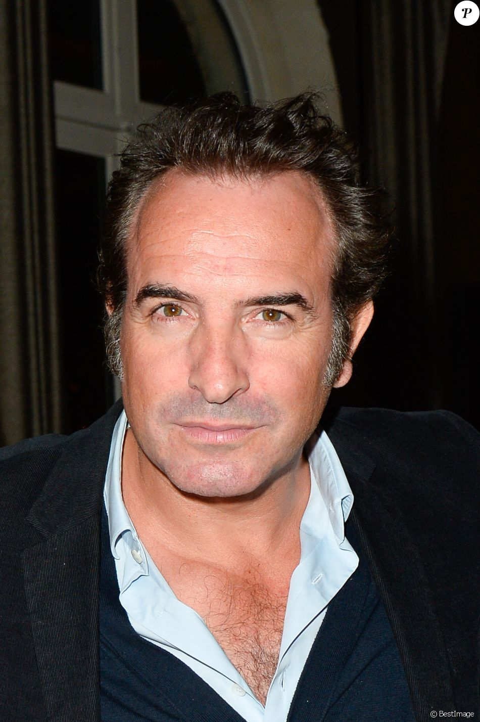 Semi exclusif jean dujardin le r alisateur fran ais c for Jean dujardin photo