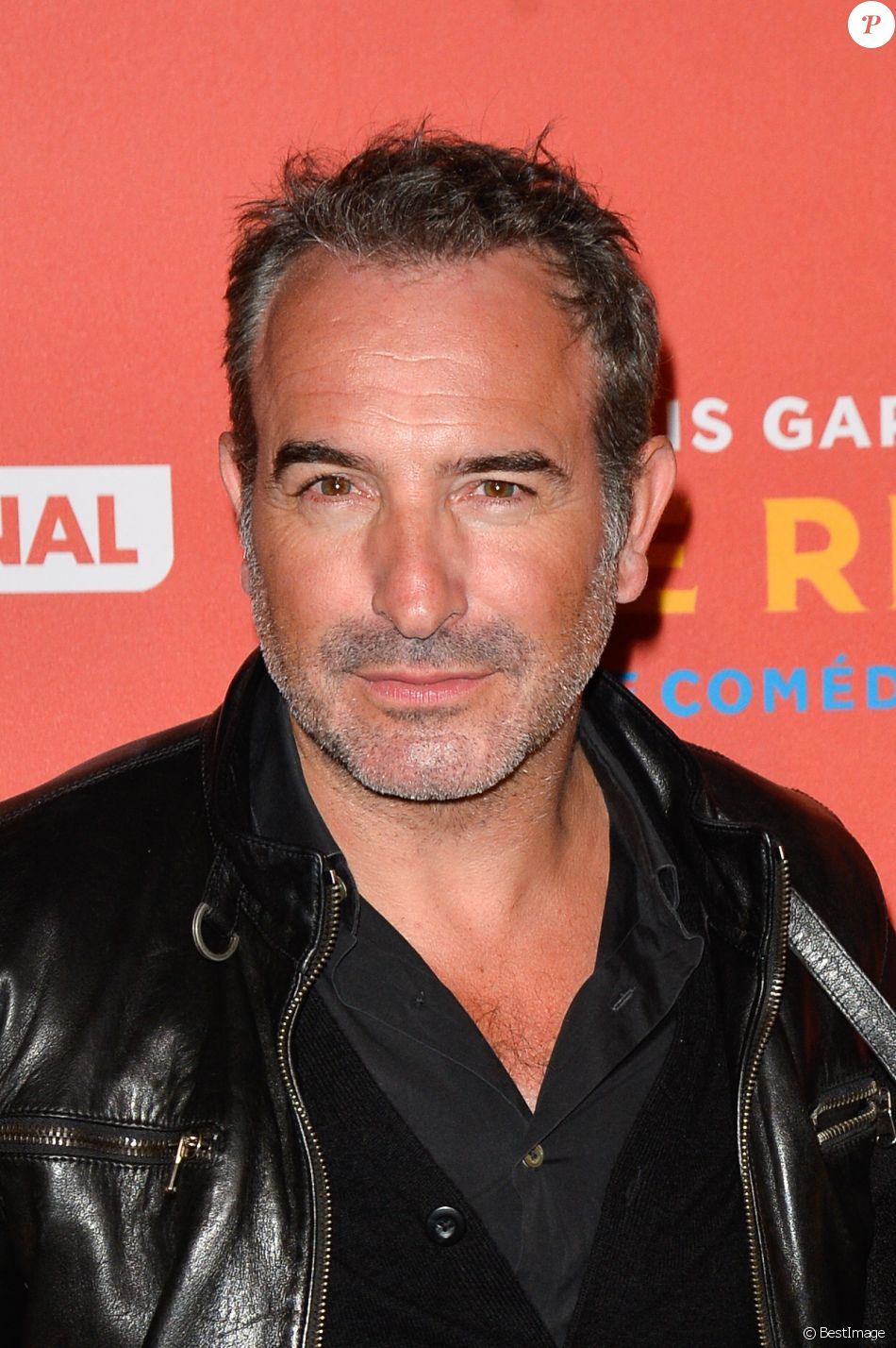Jean dujardin avant premi re du film le redoutable au for Jean dujardin 2017