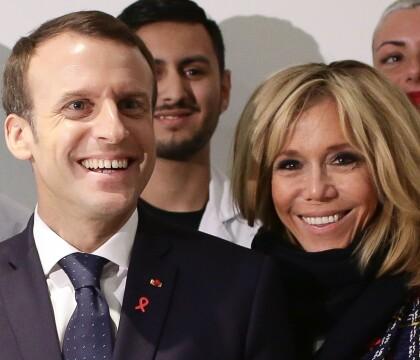 """Brigitte et Emmanuel Macron, un Noël """"anticipé"""" avec toute la famille à Chambord"""