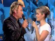 Johnny Hallyday en duo avec Laeticia, en larmes : Un moment magique...
