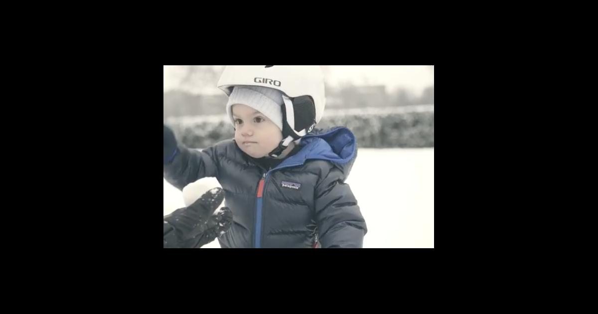 Le prince oscar fait ses premi res boules de neige la - La princesse de neige ...