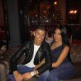 Cristiano Ronaldo et Georgina Rodriguez, photo Instagram le 25 novembre 2017