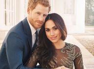 Prince Harry et Meghan Markle très amoureux pour leurs 1ers portraits officiels