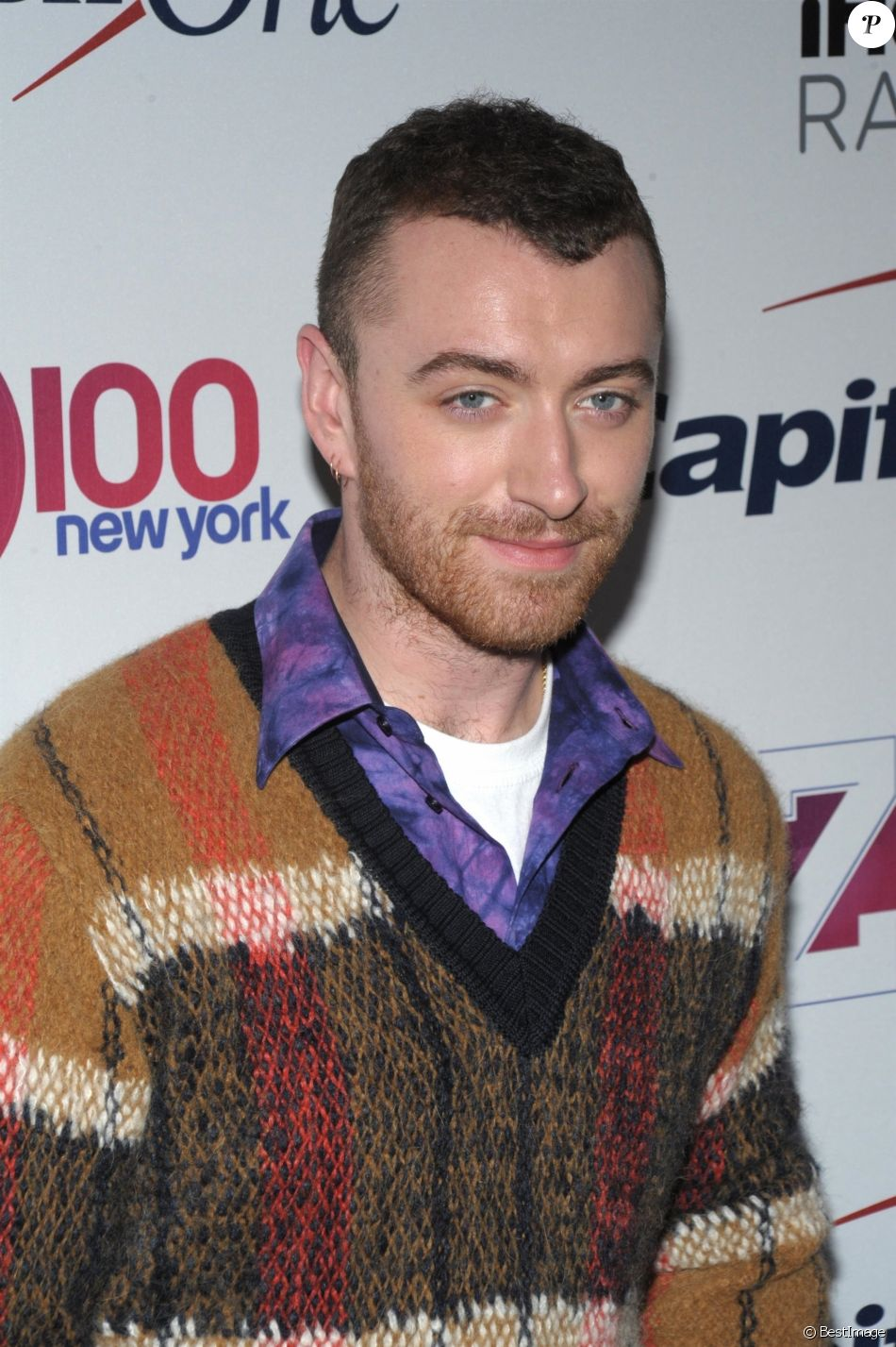 Sam Smith La Soir E Z100 39 S Jingle Ball Sur Madison