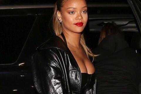 Rihanna : Robe XXS et décolleté débordant, elle sort le grand jeu pour JAY-Z