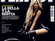 Marisa Miller pose pour Playboy en total cuir et... dénudée !