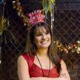 """""""Lea Michele dans Happy New Year"""""""