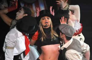 Britney Spears : déjà trois