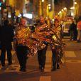 """""""Attentats à Paris: la fusillade dans la salle de concert du Bataclan aurait fait au moins 82 morts le 13 novembre 2015."""""""