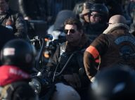 Obsèques de Johnny Hallyday : Un célèbre acteur était dans le cortège de motos