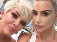 Kris Jenner, transformée : Elle adopte le look de sa fille Kim Kardashian