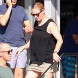 Zara (Phillips) et Mike Tindall à North Bondi Fish à Sydney en Australie le 23 décembre 2017. Le 5 janvier 2018, un porte-parole a annoncé la grossesse de la fille de la princesse Anne, enceinte de son second enfant après avoir été victime en 2016 d'une fausse couche.